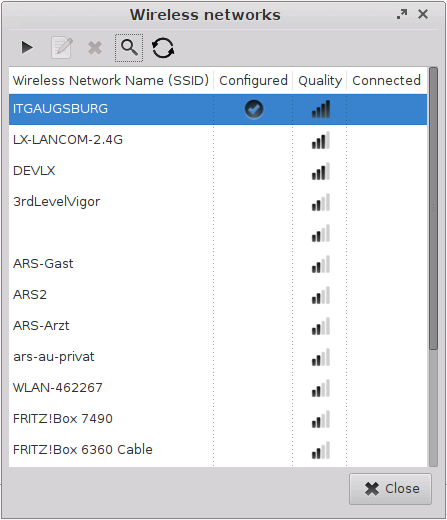 WiFi-Manager